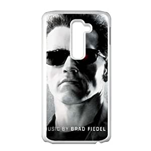 Terminator LG G2 Cell Phone Case White