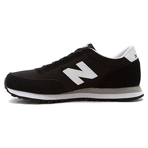 New Balance Classics Mens ML501 Black 4 Sneaker 10 EE - Wide Black 4