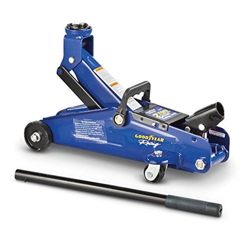 Goodyear Racing Hydraulic Trolley Capacity