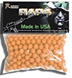 .43 Caliber Paintballs - 200ct (Orange)