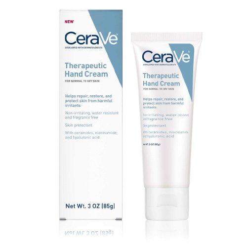 CeraVe Therapeutic Cream Normal Ounce product image