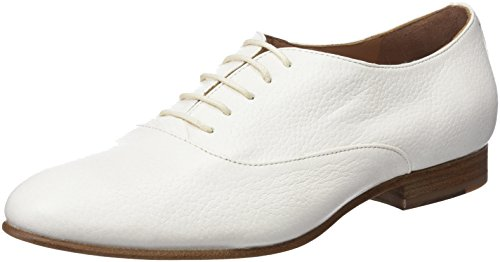 Blanco S9614 Donna Bianco Sugar Stringate Lottusse Oxford Scarpe Zzx867q