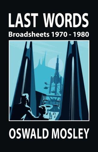 Last Words: Broadsheets 1970 - 1980