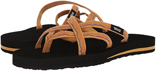 Teva Yellow Olowahu Vida Women''s Flops Flip xa0nRwUYqa