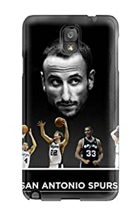 Justin Landes's Shop 9696686K849965914 san antonio spurs basketball nba (25) NBA Sports & Colleges colorful Note 3 cases