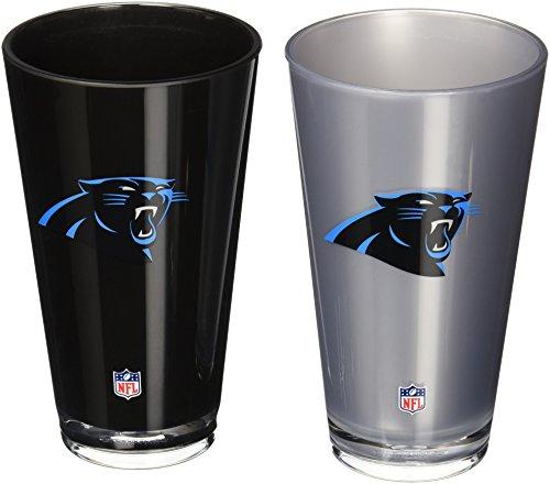 NFL Carolina Panthers 20-Ounce Insulated Tumbler - 2 (Carolina Nfl)