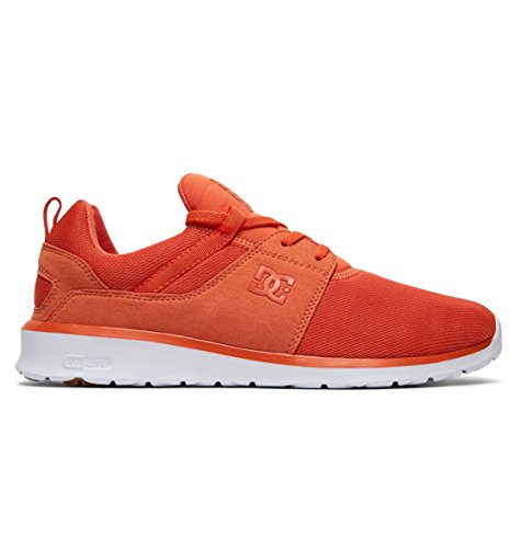 Rust Sneakers Heathrow DC Basses M Shoe Shoes Rouge Hommes fIx8q6