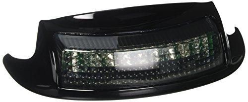- Custom Dynamics GEN-FT-TOURSBLK Fender Tip Light (Gloss Black Rear with Smoked Lens)
