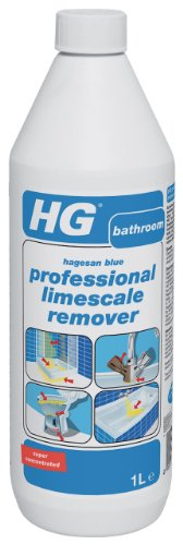 HG Professional Limescale Remover 1L - The most powerful concentrated...