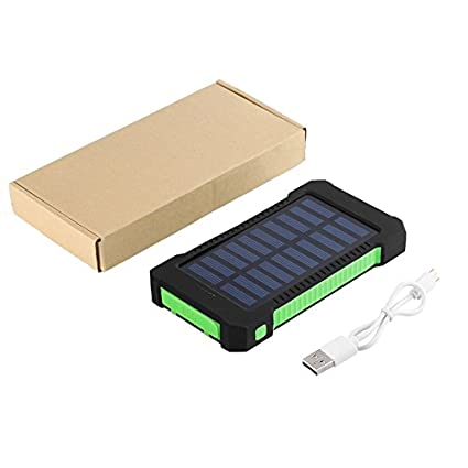 chargeur solaire gopro