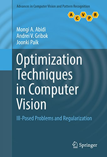 Optimization Techniques in Computer Vision: Ill-Posed Problems and Regularization (Advances in Computer Vision and Pattern Recognition)