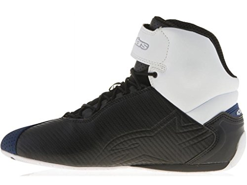 Schuhe Alpinestars Faster-2 Vented, 11,5=(45) Black/Navy/White
