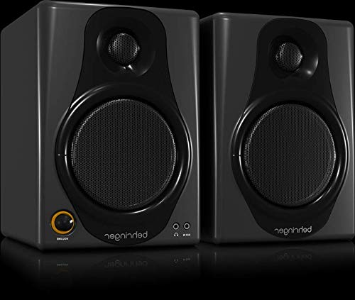 - MEDIA High-Resolution Bi-Amped Digital Monitor Speakers, att Florida Sunshine Store