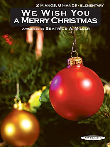 We Wish You a Merry Christmas: Sheet