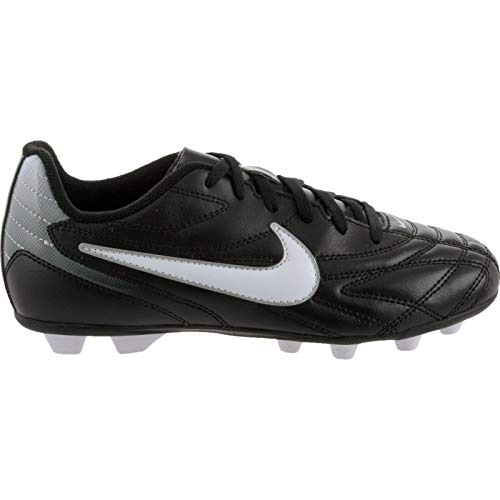 Nike Mens The Premier Soccer Cleat Black/Orange...