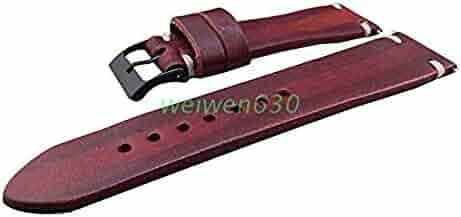 rare 2016 news Garmin Fenix 3 Calfskin Watch Band + stainless steel clasp Strap