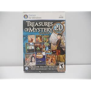 Treasures Of Mystery Collection AMR