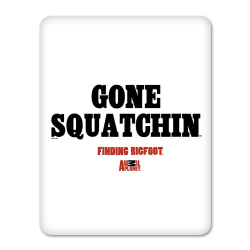 Finding Bigfoot Gone Squatchin iPad Case