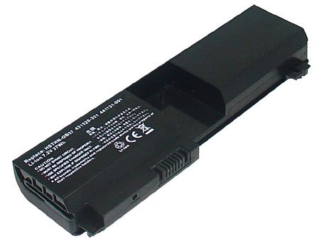 Price comparison product image [7.20V,4400mAh,Li-ion,],Replacement Battery for HP TouchSmart tx2, tx2-1300et, tx2z-1000 CTO, HP Pavilion tx Series, HP TouchSmart tx2-1000, tx2-1100, tx2-1200 Series,(Fits selected models only),Compatible Part Numbers: 431325-321, 441131-001, 441131-003, HSTNN-OB37, HSTNN-OB38, HSTNN-UB37, HSTNN-XB37, RQ203AA,