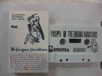 Enigma Variations Vol 1