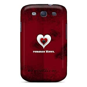 Fashion Protective Romance Case Cover For Galaxy S3 by icecream design