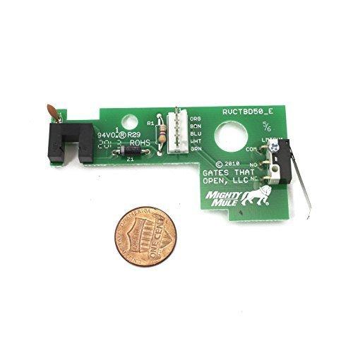 Mighty Mule GTO Rev Counter Board for FM350 FM352 FM500 FM502 FM600 2000XL - RVCTBD50 by GTO / Mighty Mule