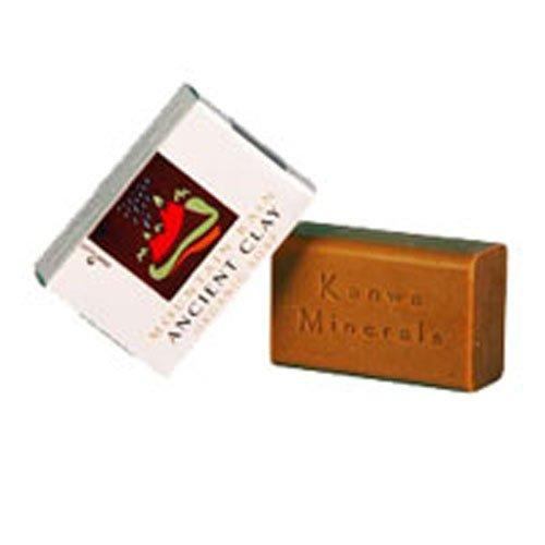 Zion Health Ancient Clay Soap Mountain Rain, Mountain Rain 6 oz ( Multi-Pack)
