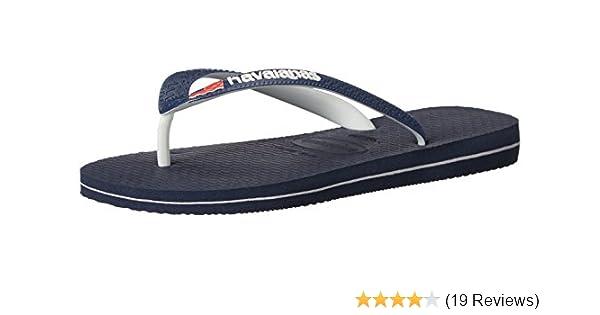 1c1534274a73 Havaianas Women s USA Logo Flip Flop