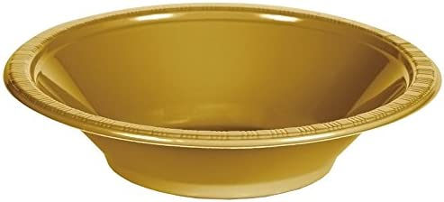 School Bus Yellow 12-inch Oval Paper Plates 8 Per Pack