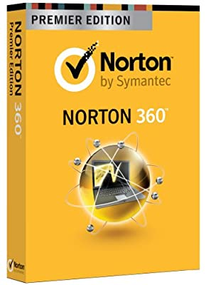Norton 360 2013 Premier - 1 User / 3 PC