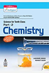Science for Tenth Class Part 2 Chemistry Kindle Edition