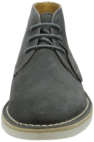 Chukka Uomo Grigio Boot Stivali Kanning Kickers Grey FSn0qfO