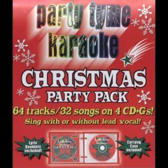 Karaoke Christmas Party Pack: Party Ty (Dvd) -