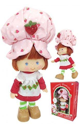 Strawberry Shortcake 6 inch Doll - Classic Strawberry - R...