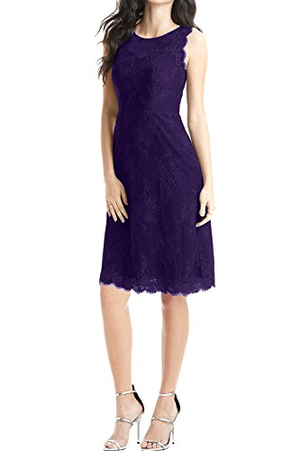 Regency Pencils (DressyMe Women's Pencil Prom Party Dress Lace Knee-Length Sleeveless Round-Neck-8-Regency)