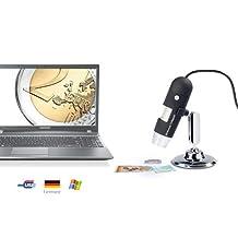 LIGHTHOUSE USB digital microscope, 20-200x