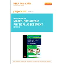 Orthopedic Physical Assessment - Elsevier eBook on Intel Education Study (Retail Access Card), 6e