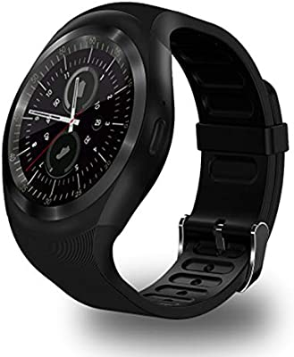 JDTECK Huawei P30 Pro Watch Connected, SmartWatch SIM/TF ...