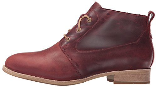 Caterpillar-Womens-Hester-3-Eyelet-Leather-Chukka-Bootie-Ankle-Boot