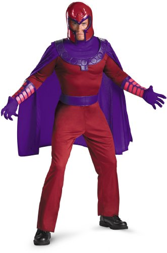Magneto Adult Costume - X-Large