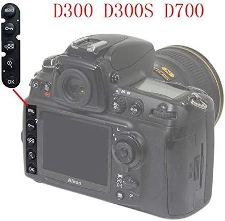 ملحقات استوديو الصور - لـ D90 D300 D300S D700 D600 D610 D7000 D7100 مفتاح وظيفة دي اس ال ار كاميرا استبدال قطعة غيار (D300 D300S D700)
