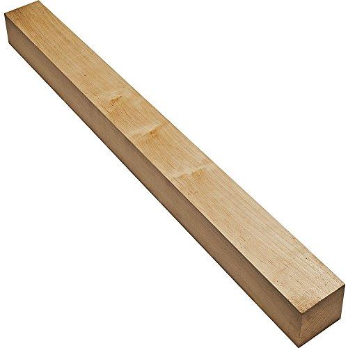 36' Wood (Hard Maple Leg Turning Blank, 3