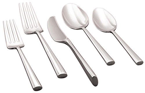 kate spade new york Malmo 5-piece Stainless Flatware Place Setting