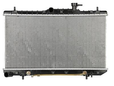 Prime Choice Auto Parts RK863 Aluminum Radiator