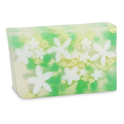 Plumeria Wrapped Bar Soap, 5.8oz