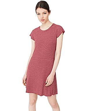 Mango Women's Striped Dress