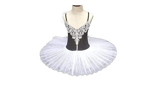 Vestido de Baile de Ballet para niños Disfraces de Baile de Cisne ...