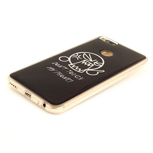 Fit Silicone Scratch Hozor Antichoc TPU En Mi 5X Peint curse De Couverture Protection Téléphone Transparent De Xiaomi Slim Arrière Cas Motif Résistant Bord Cas Souple OOrq4zZw