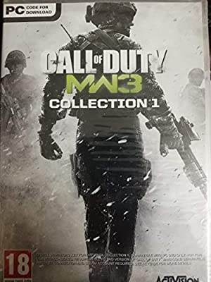 Call of Duty: Modern Warfare 3 - Collection 1 : PC CODE FOR