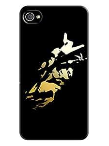 iphone 4/4s Anti-Glare, Anti-Scratch, Anti-Fingerprint - fashionable TPU New Style Screen Protector